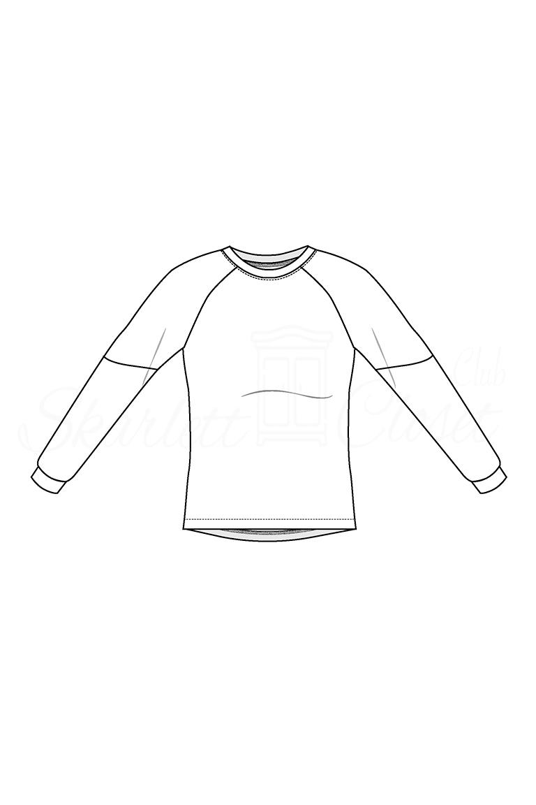 Sudadera-Monarc-Frente-V1-Skarlett-Closet-Club